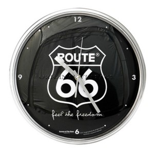 Horloge Route 66