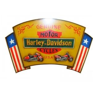 Tableau, Harley Davidson,